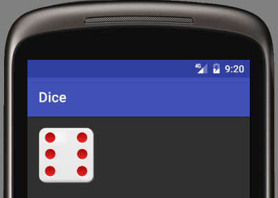 Android Dice Roller Source Code for Apps | Tek Eye