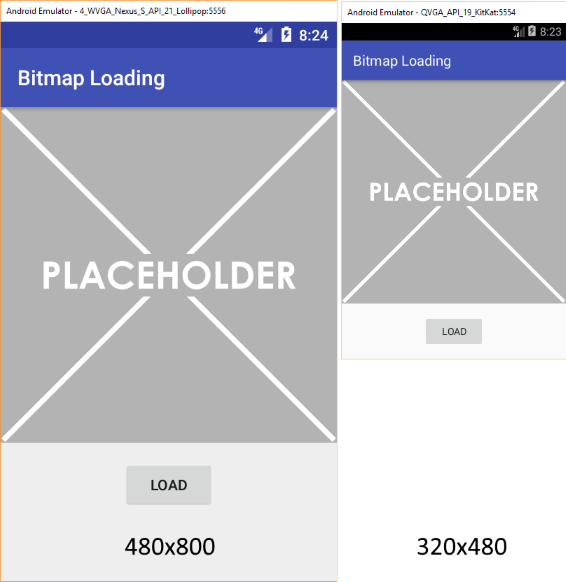 Android Bitmap Loading for Efficient Memory Usage | Tek Eye
