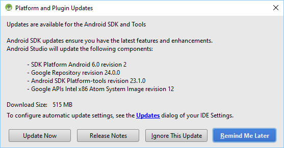 Android Studio Windows Install for PCs | Tek Eye