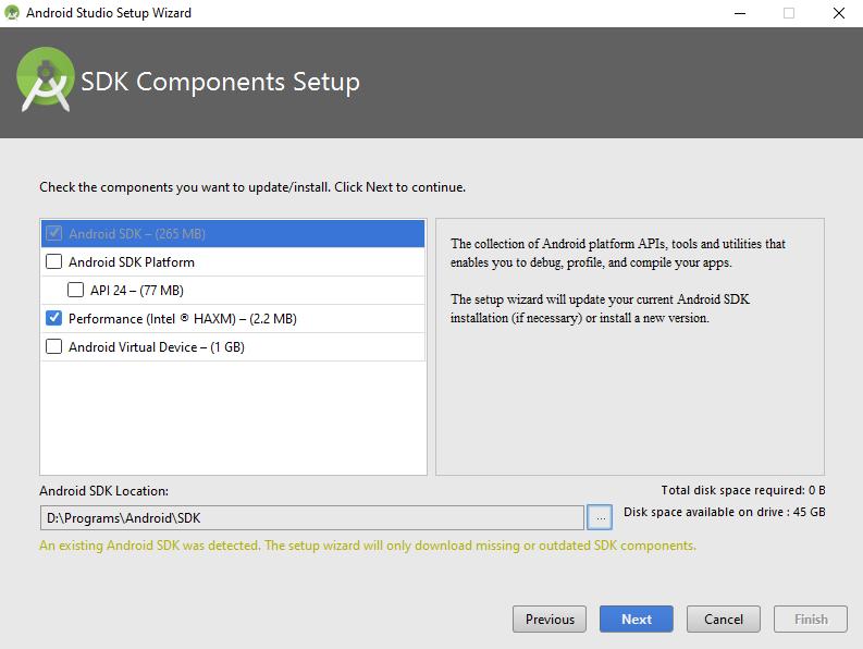 Android Studio Windows Install for PCs | Tek Eye