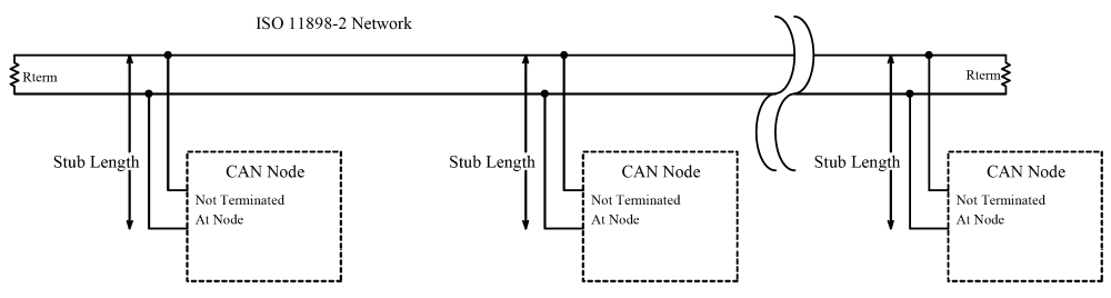 CAN Bus Wiring Diagram, a Basics Tutorial | Tek Eye