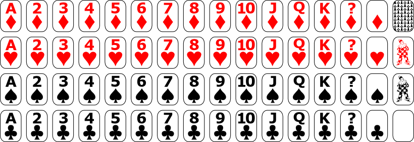 How To Build A Card Deck In Java