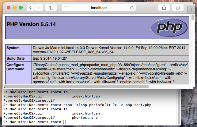Build a Website on OS X with ↓markdown↓ CMS | Tek Eye