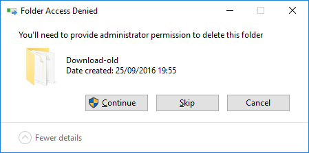 stop windows update service delete softwaredistribution